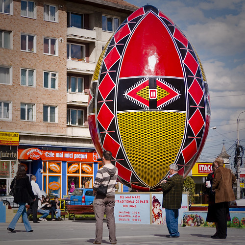 Suceava are Oua (one of the best eggs in the world)