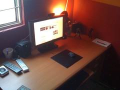 Escritorio (siete27) Tags: trabajo escritorio iphone