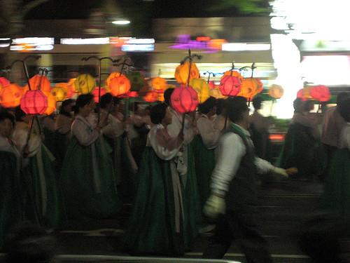 Seoul Lantern Parade