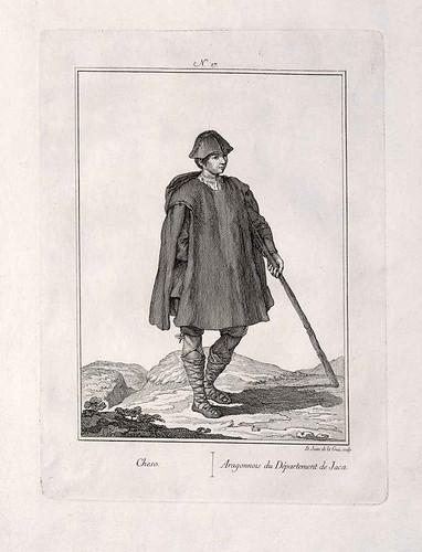 004-Aragones del departamento de Jaca 1777-1788