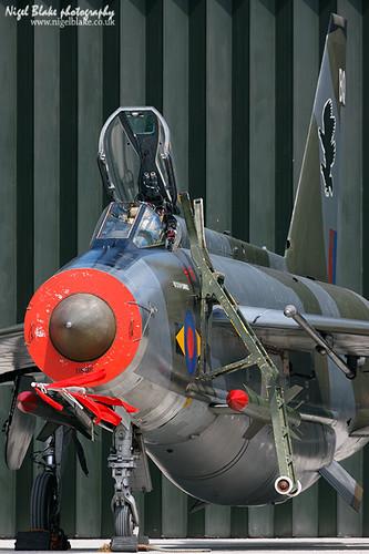 English Electric Lightning F6  XS904