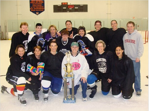 Mayhem! 2009 AOK Women's Hockey Tournament Champions (C Division)