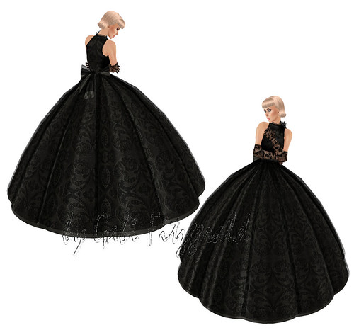 av vlodovic gg - black wedding gown