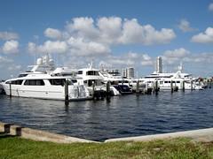 boats dock florida palmbeach