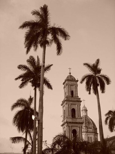 Zócalo, Tampico - Mexico.