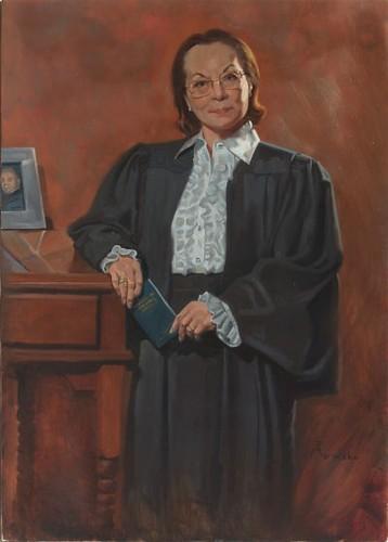 Judge Anna Diggs Taylor