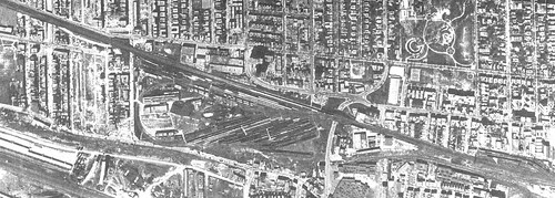 turcot and glen yards circa 1966
