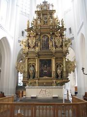 Le choeur de l'église Sankt Petri