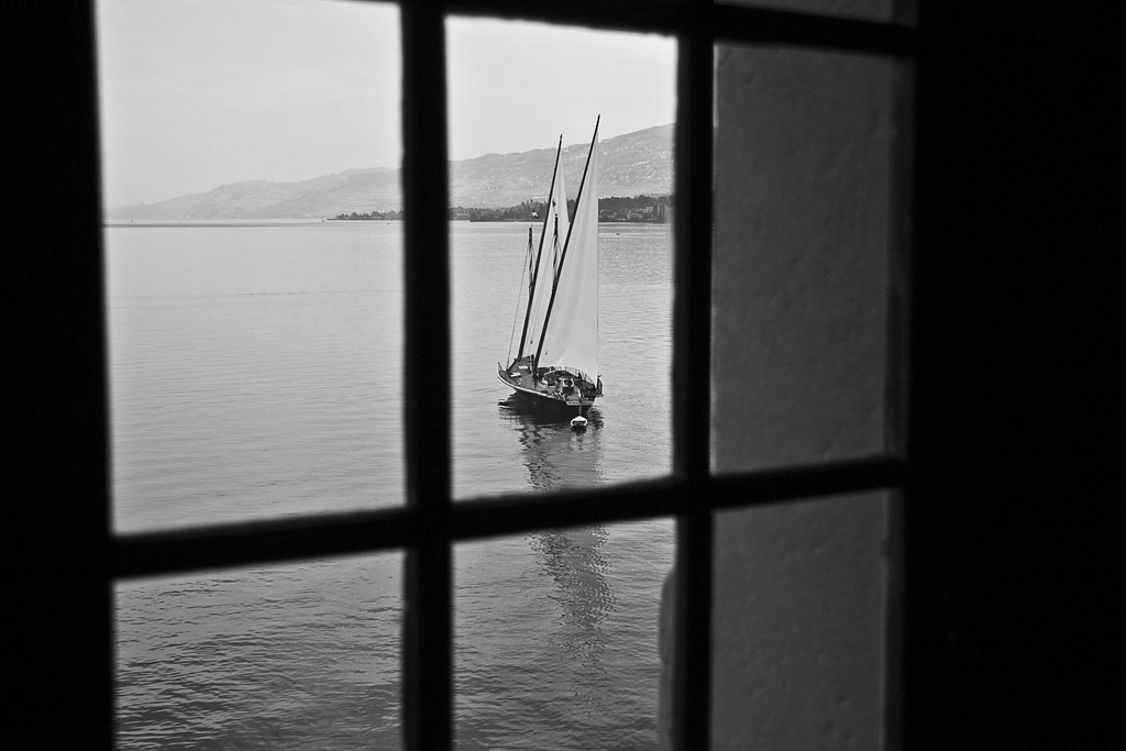 The Boat and the Window