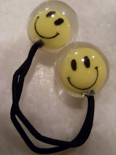 Double Smiley Hairband