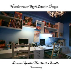 () Tags: studio design mark interior room taiwan study romantic colourful  beatiful aesthetics