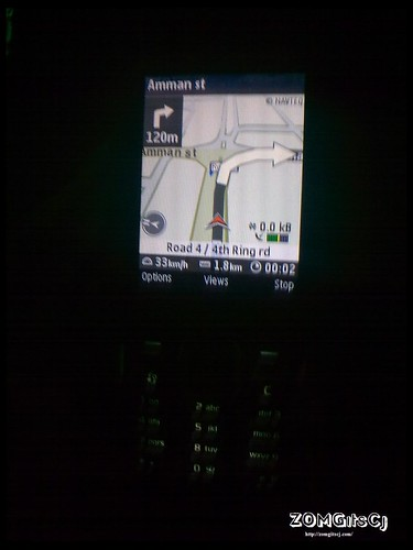 Nokia Maps in Kuwait