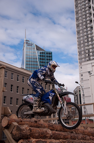 Solo - Red Bull city scramble - Auckland, NZ