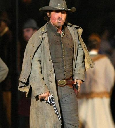 Click here for three pictures of Josh Bolin as Jonah Hex!