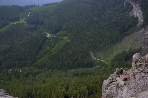 Rakousko - Rax - Via ferraty