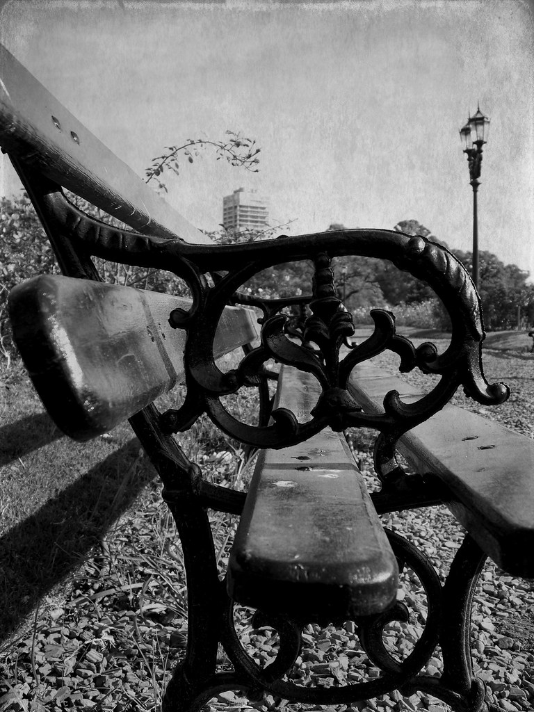 El Banco | The Bench by katiemetz, on Flickr