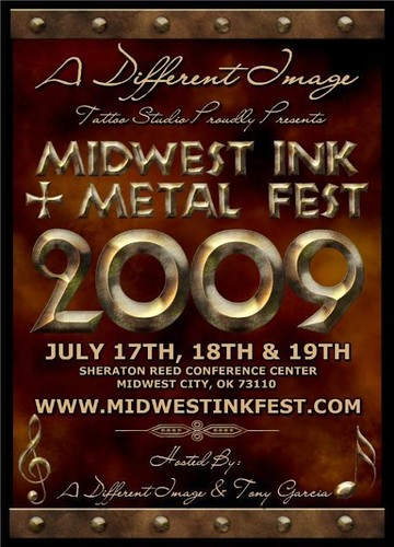 Midwest Ink & Metal Fest