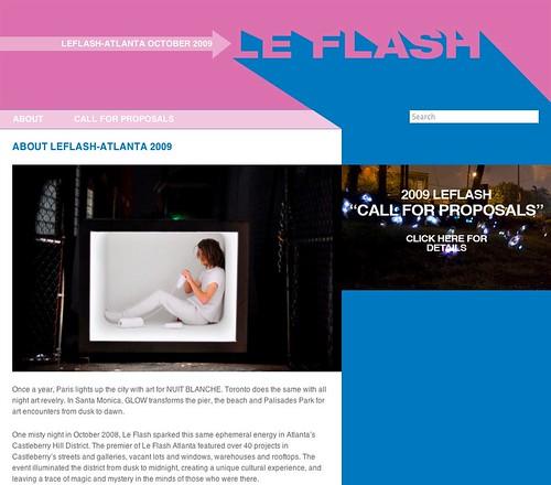 Le Flash - ATL 2009