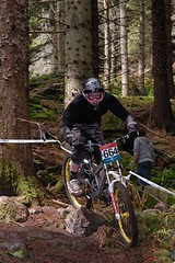 664 (The Flying Pie) Tags: dh mtb dunkeld sda