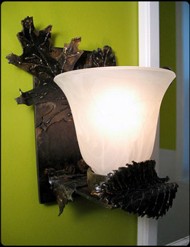 Hanging Garden Wall Sconces