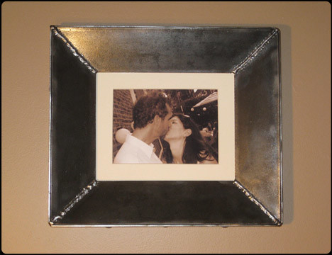 Mesa Metal Picture Frame