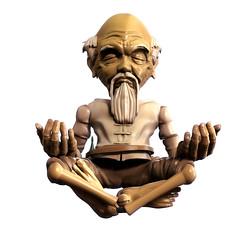 Rag Doll Kung Fu - Master Tang