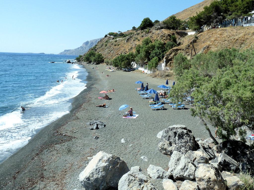 Plati Gialos Beach