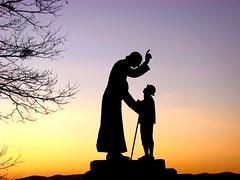 Santo Cura de Ars (2) (arosadocel) Tags: de san juan ars ao mara cura santo vianney aterdecer sacerdotal