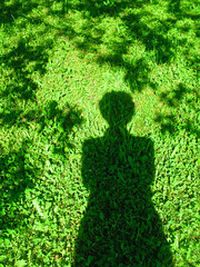 me - 6/21/09 (Valerie Peters) Tags: ilovegreen