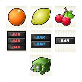 free Bust-A-Vault slot game symbols