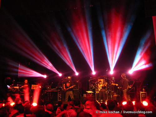 The Disco Biscuits @ Jefferson Theater, Charlottesville, VA 4/21/10