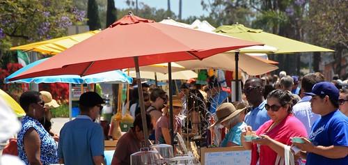Farmer's Market Little Italy, San Diego