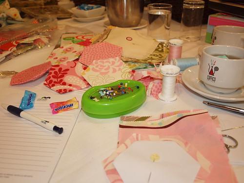 my little crafting corner