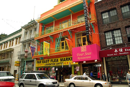 San Francisco Chinatown - Far East Flea Market