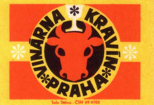 Vinarna Kravin Praha