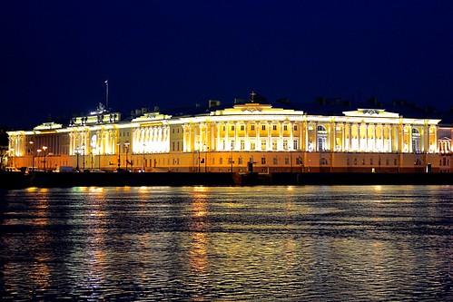 Санкт-Петербург: Здание Сената и Синода