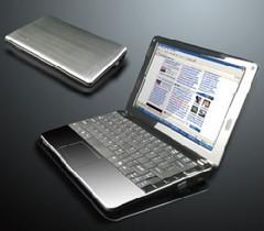 4646918741 cf432e7a30 m Computex: Lengda P10Q 10 Zoll Netbook im HP Mini 311 Look