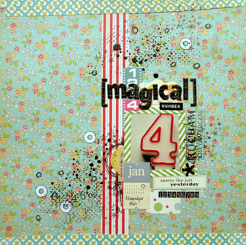 magical number 4