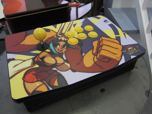 Skullgirls Custom Stick: Cerebella
