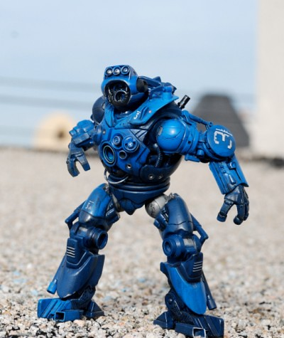 Mecha Customs by William Long