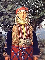Türkmen folk costumes from Merkez Kapıkaya, Turkey (ali eminov) Tags: costumes folkcostumes turkmencostumes knittedclothes wovenclothes headdress textiles turkmen jewelry turkey türkmengiyimi authors sabihatansuğ books mybooks