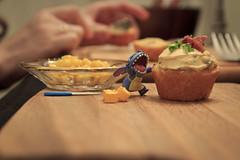 66.365.2014 (LiliCow) Tags: selfportrait toy miniature corn stitch disney 365 rement pvc apieceofme