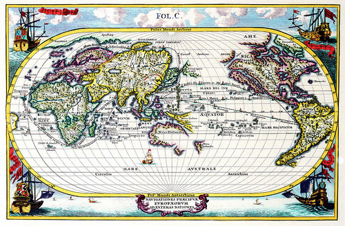 Ultimate globes blog june 2013 antique map 22 by changhua coast conservation action on flickr gumiabroncs Gallery