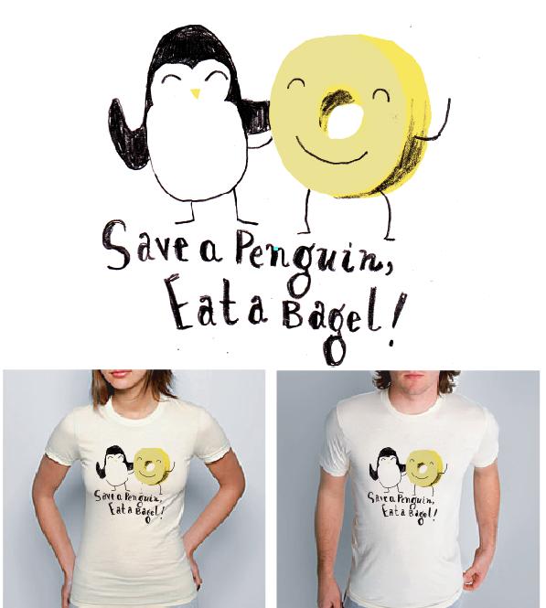 SAVE A PENGUIN