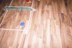floor pong