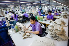 Clothing Factory (Eric Wolfe) Tags: clothing vietnamese factory sewing vietnam clothes company machinery production machines textiles saigon hochim