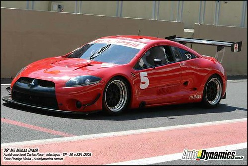 Ec B on Mitsubishi Eclipse Wide Body