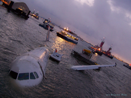 Hudson River plane crash