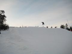 Andreas (kristoffintosh) Tags: sweden newyears kristoffer slen snowboardning