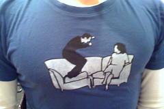 Damon's tshirt